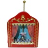 IGMA Artisan Judith Orr Gided Wood Puppet Theater