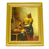 Vermeer The Milkmaid Framed Picture