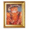 Important Cat Framed Picture - Henry VIII