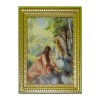 Gilded Frame Renoir In the Meadow Picture