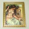La Source Renoir Nude Framed Picture