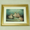 Royal Ballet Picture in Gilded Frame