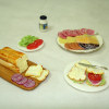 Deluxe Picnic or Party Sandwich Buffet Set