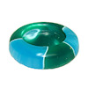Jacob Wenzel Turned Blue Green Acrylic Dish