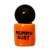 Handcrafted Ceramic Halloween Mummy Dust Canister