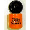 Handcrafted Ceramic Troll Cookies Halloween Cookie Jar