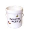 Handcrafted Ceramic Halloween Monster Mush Crock