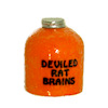 Handcrafted Halloween Ceramic Jug - Deviled Rat Brains