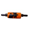 Halloween Black Bat Rolling Pin Handcrafted Ceramic