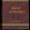 Rune Alphabet Limited Edition Readable Miniature Book