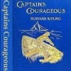 Handcrafted Miniature Book - Captains Courageous Rudyard Kipling