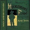 Handcrafted Illustrated Miniature Book Huckleberry Finn Twain