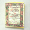 Handcrafted Miniature Early 1900's Chocolate & Cocoa Recipe Book