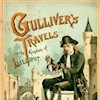 Handcrafted Miniature Book - Gullivers Travels