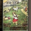 Handcrafted Readable Illustrated Miniature Book - Heidi