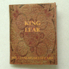 Handcrafted Shakespeare - King Lear Miniature Book