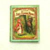 Readable Illustrated Miniature Book Little Red Riding Hood