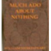 Handcrafted Shakespeare Much Ado About Nothing Book
