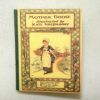 Handcrafted Miniature Book - Mother Goose Illustrated Book