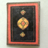 Handcrafted Miniature Book Medieval Sorcery Magic Book