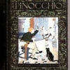 Handcrafted Readable Illustrated Miniature Book - Pinocchio