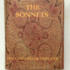 Handcrafted Shakespeare - The Sonnets Book
