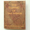 Handcrafted Shakespeare - The Taming Of The Shrew Miniature Book