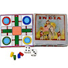 Handcrafted India Board Game Set
