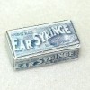 Handcrafted Vintage Ear Syringe Box