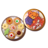 Lola Originals Bear Tin of Fancy Gourmet Cookies