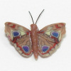 Lola Originals Blue Spotted Moth or Butterfly