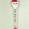 Lola Originals Santa Claus Christmas Candy Wand