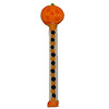 Lola Originals Halloween Jack O Lantern Pumpkin Candy Wand