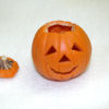 Lola Originals Carved Pumpkin Jack O Lantern