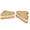 Lola Originals Ham and Swiss Cheese Sandwich
