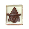 Lola Originals Handcrafted Chocolate Halloween Witch in Box