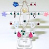 Lynn O'Shaughnessy IGMA Artisan Crafted Crystal Earring Tree