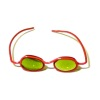 Lynn O'Shaughnessy Miniature Sunglasses With Red Frame IGMA