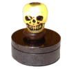 Lighting Halloween Skull Battery Operated