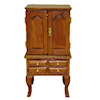 Tom Wolfert Artisan Crafted Cherry Spice Cabinet