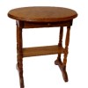 Limited Edition Tom Wolfert Walnut Connecticut Table