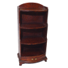 Limited Edition Tom Wolfert Mahogany Ottawa Shelf