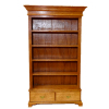 Limited Edition Tom Wolfert Artisan Crafted Cherry Shelf Unit