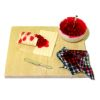 McVicker Handcrafted Cherry Strudel Baking Set IGMA