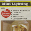 Micro Mini LED Lighting - Warm White, Battery Operated
