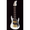White Electric Guitar