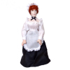 Artisan Crafted Porcelain Housekeeper or Maid Doll