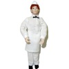 Artisan Crafted Dollhouse Doll Diner Soda Jerk Waiter or Chef