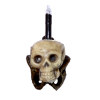 Lighting Halloweeen Skull Spine Pelvis Candle Sconce