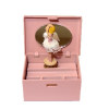 Ballerina Ballet Jewelry Box